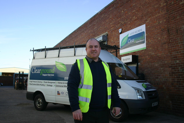 North West support services firm bolsters drainage division