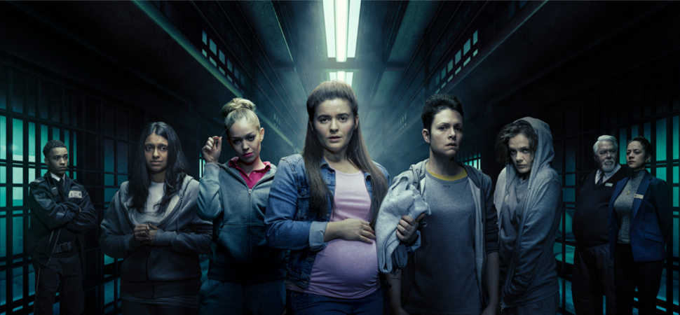 LA Productions new drama Clink  set for April airdate