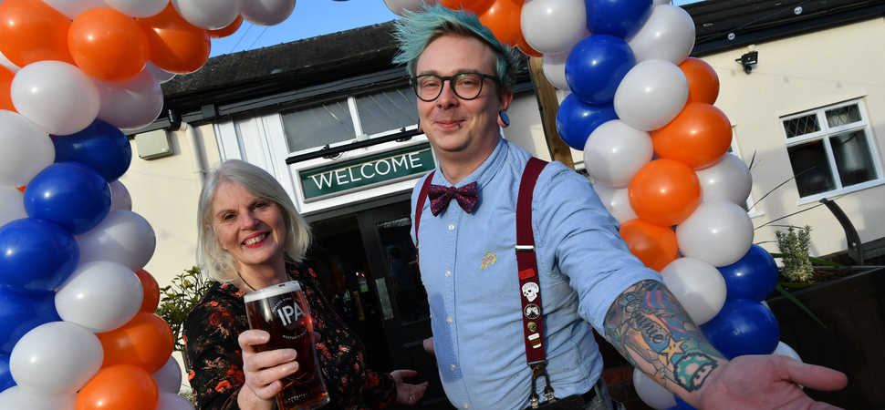 Walsgrave on Sowe pub reveals a new look following six figure investment