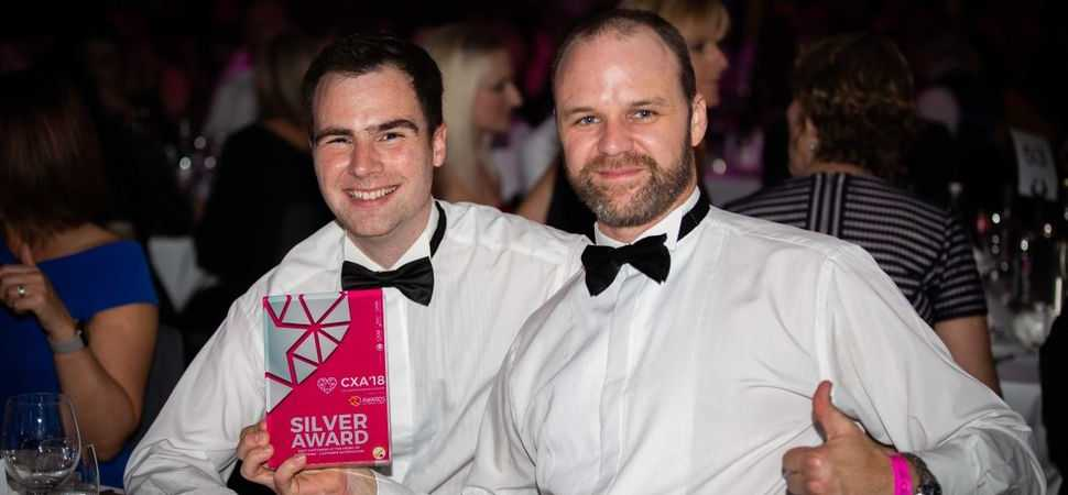 Clothes2order.com shines with silver accolade at national business awards