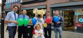 Co-op colleagues go the distance for hospice
