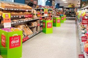 Co-Operative Food Launches New In-Store Communications Campaign With APS Group