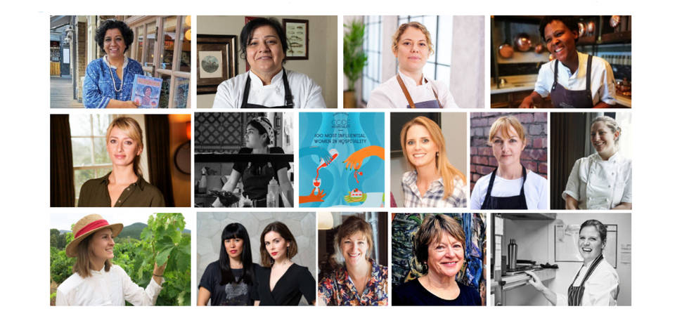 CODE Hospitality Announce annual 100 Influential Women in Hospitality