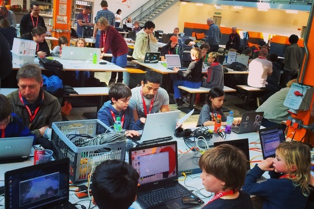 The Sharp Project leads the way with world's biggest coding club
