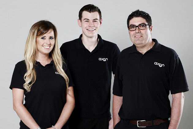 Axon Supports Expansion with Three New Appointments