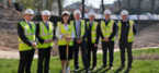 Wynne Construction starts work on 20m redevelopment of Coleg Cambria's Yale cam