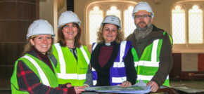 Liverpool church to be transformed into homes