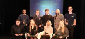 Rising stars shine at Apprenticeship Awards ceremony