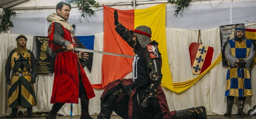 Family events firm unveil live return of Ludlow Medieval Christmas Fayre