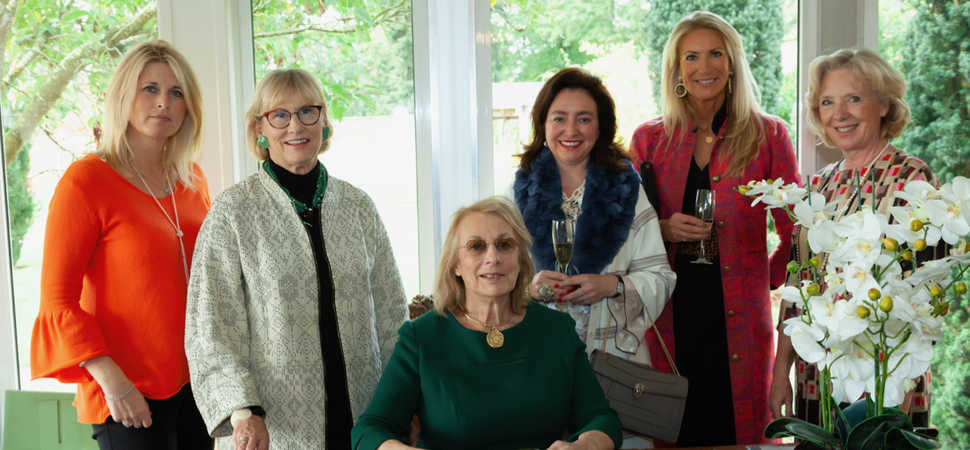 Combermere Abbey Celebrates Centenary With Charity Lunch