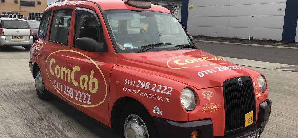 Liverpool Cabs Backed By New Tech Deal