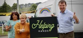 Community honour for Helping Hands