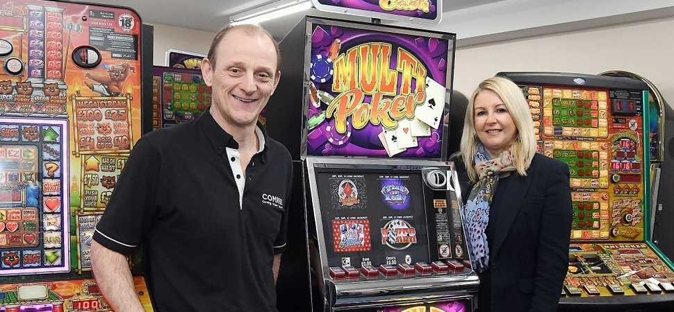 Coventry business ready to hit the jackpot