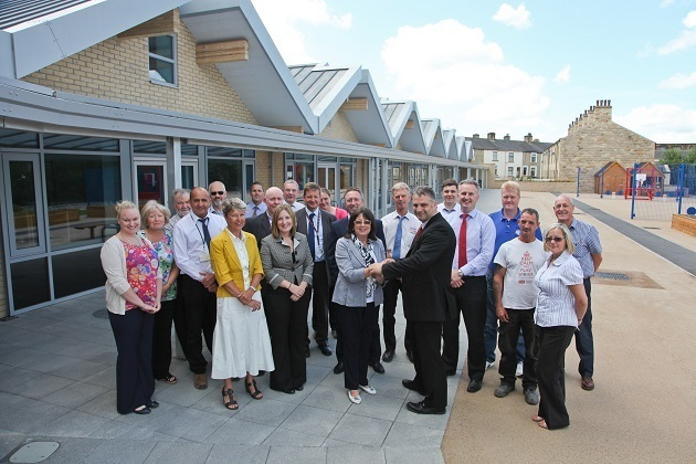 Handover Marks Completion Of Nelson School Project