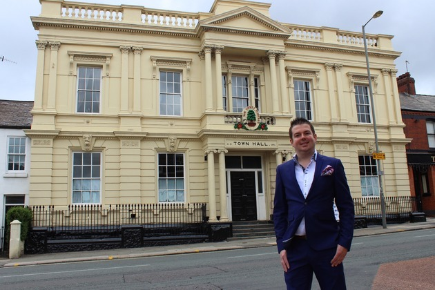Wavertree Town Hall set to reopen its doors as new restaurant, bar & event space