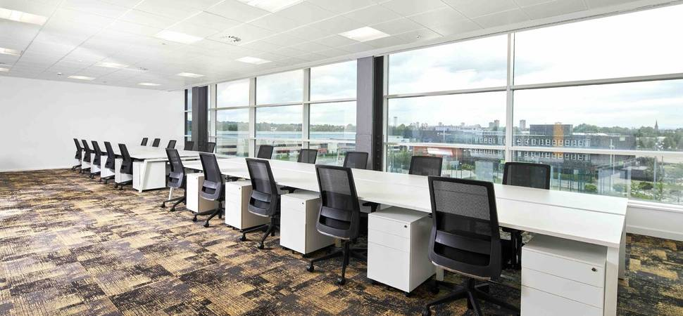 Rooms with a view open at Arrive MediaCityUK workspace