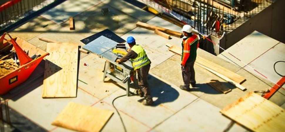 Pierce advises construction firms about major VAT changes