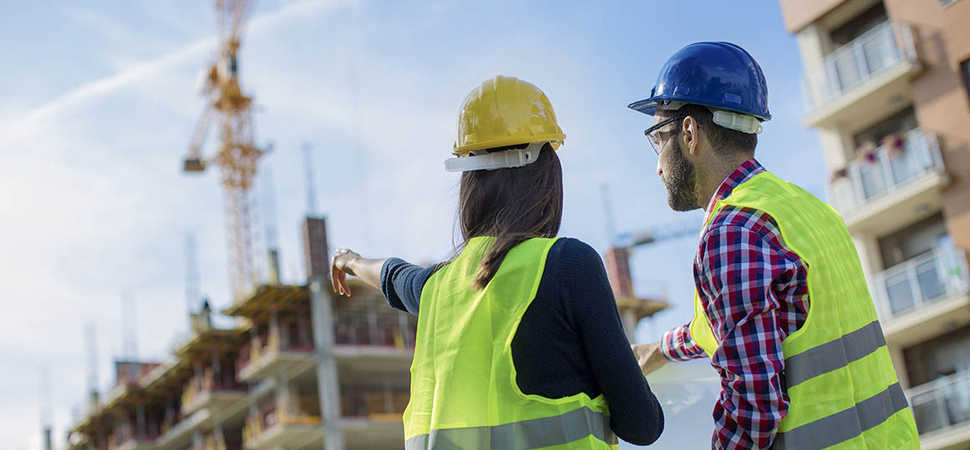 The rise of apprenticeships and graduate schemes in construction
