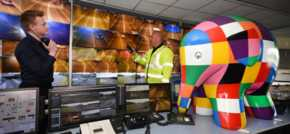 Tyne Tunnel seeks local community groups to join the herd for the Elmer Trail