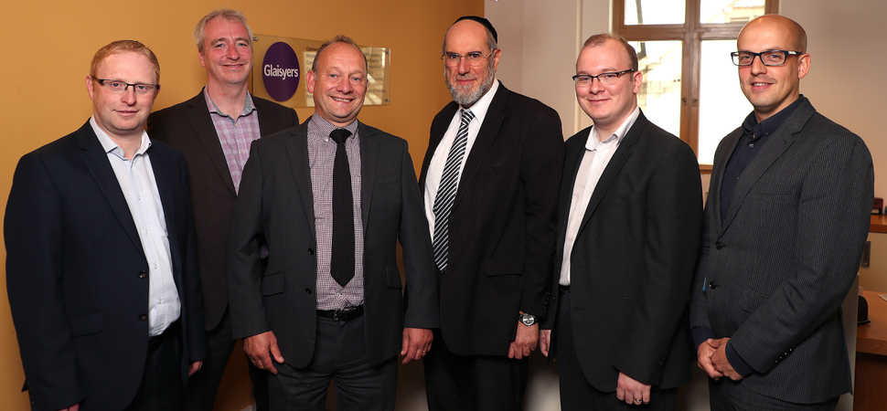 Duo appointed to Glaisyers conveyancing team