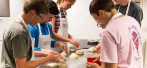 Reading, Writing, Arithmetic and Cooking! Why cooking at school should be compulsory