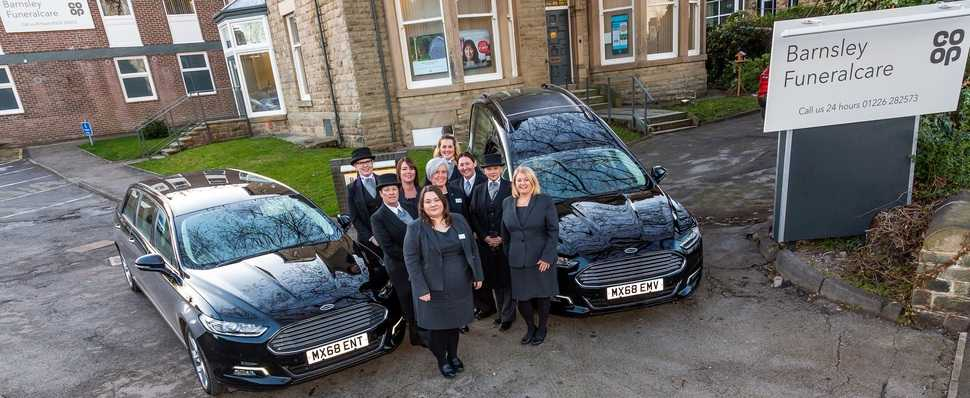 Co-op Funeralcare celebrates gender equality in South Yorkshire on International Women's Day