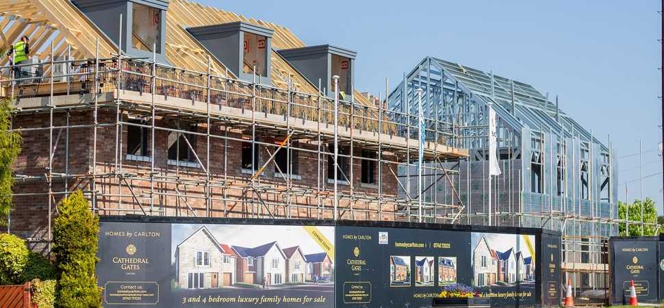 NE housebuilder puts CoreHaus on the national map
