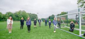 Coventry school launches new sports pitch that will benefit community