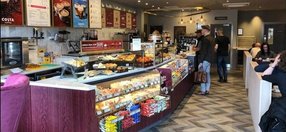 Costa Coffee to open in The Paddock shopping centre in Handforth
