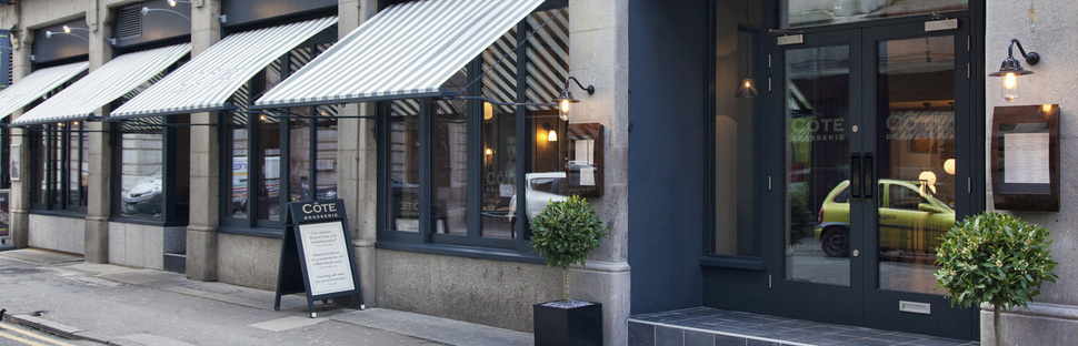 Toast PR appointed as north west agency for Cote Brasserie
