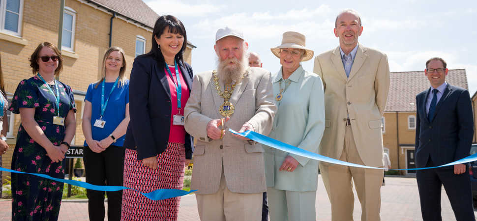 Almost one hundred new affordable homes built by Stonewater in Oxfordshire