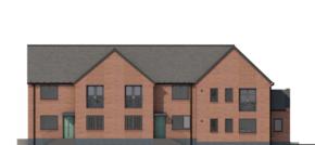 Second phase of award-winning homes underway