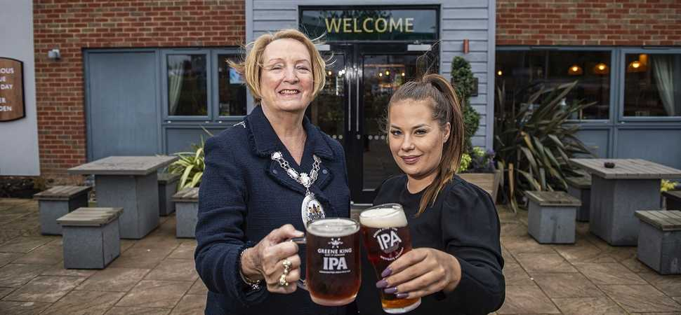 Braintree pub reveals a new look following six-figure investment