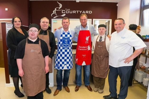 Carringtons Catering judges pre-season food frenzy at the Courtyard Café