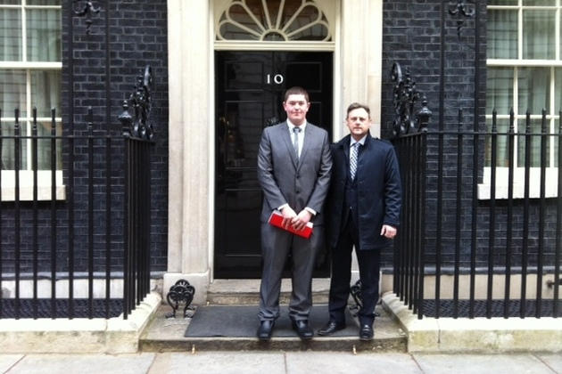 Training 2000 Learners Visit 10 Downing Street