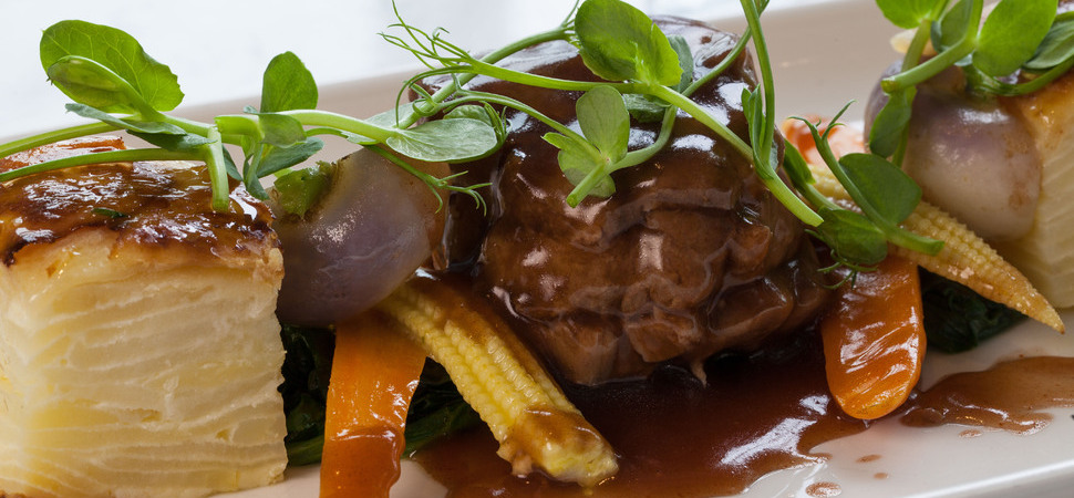 British Classics on the New Restaurant Menu at Best Western Cresta Court
