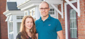 'We bought our dream home with Countryside'