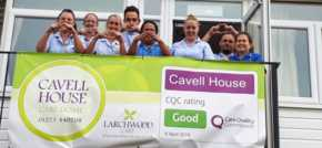 Shoreham care home celebrates CQC success