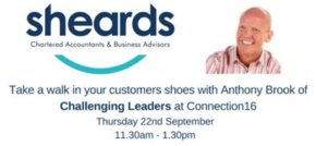Take a Walk in Your Customers Shoes at Connection 16