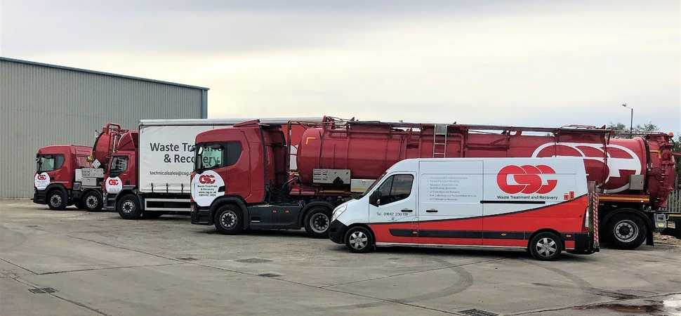 Major £1m investment in vehicle fleet by CSG Middlesbrough