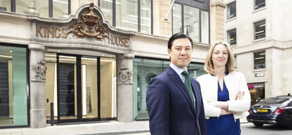JMW to Launch London Office