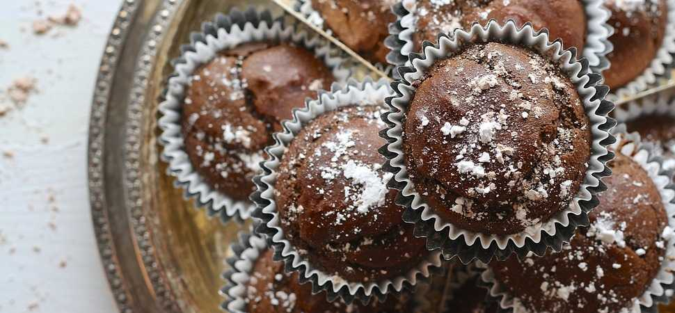 Mocha Crumb Muffins 10-Step Recipe Baking A Difference With Fair Trade Products