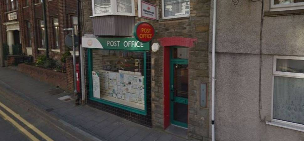 100-year-old Ebbw Valley Post Office and flat comes to market