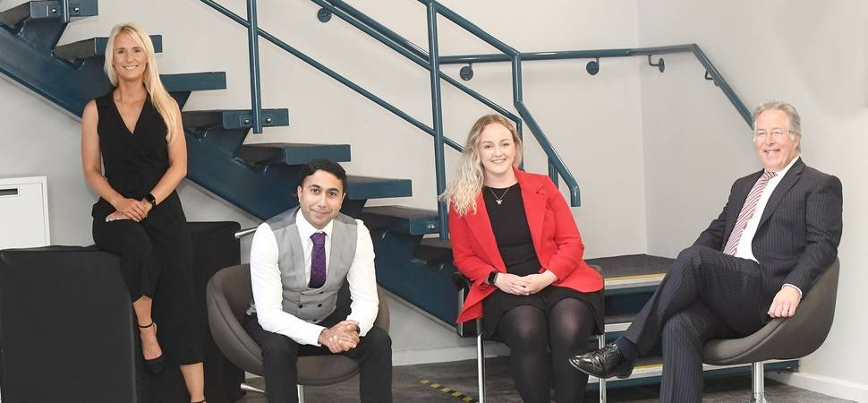 Coventry specialist finance provider takes on new staff