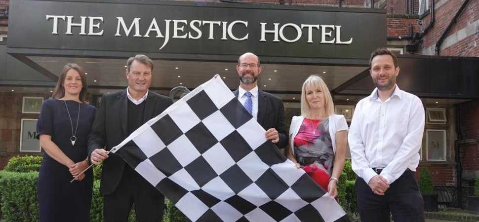 Mayoral And Majestic Backing For Annual Charity Cycle Ride