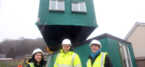 Construction starts on Grp Cynefins innovative homes