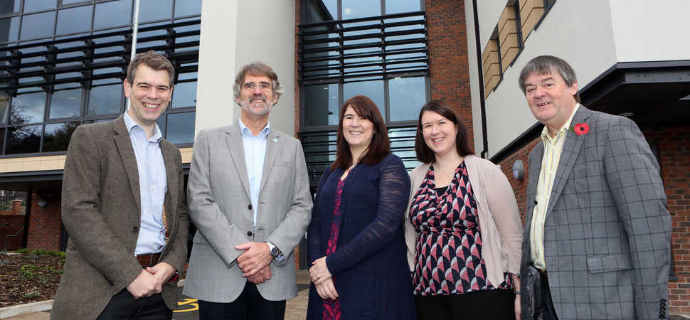 Housing association office increases investment in Denbigh town to £15.2m