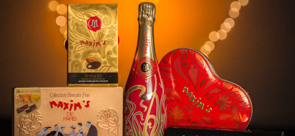 Love is in the air at Delifonseca this Valentine's Day
