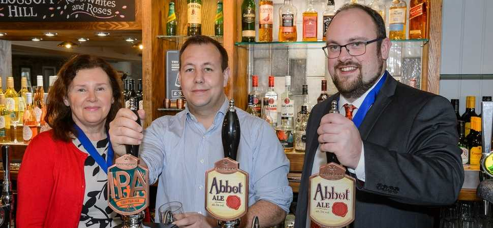 Weston pub unveils new look following six-figure investment