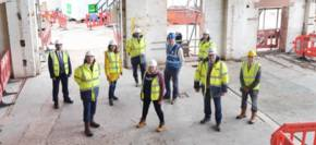Construction starts on new creative hub in Coventry